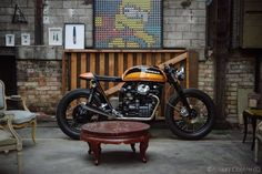 Honda CX 500 Cafe Racer Nº1 by La Bikerie #motorcycles #caferacer #motos | caferacerpasion.com