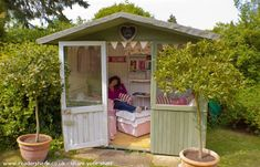 Fun She Shed Conversion Ideas