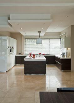 House Lam |  Open plan kitchen  | Nico van der Meulen Architects #Kitchen #Contemporary #InteriorDesign