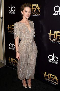 Amber Heard - Hollywood Films Awards