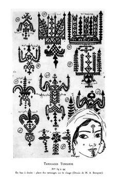 Image Slavic Tattoo, Berber Tattoo, Ancient Tattoo, Tribal Symbols, Symbolic Tattoos, Arabic Tattoos, Henna Art, Skin Art, Monster