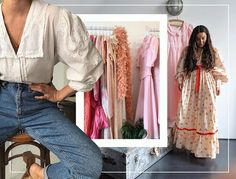 The Best Places To Shop For Vintage | sheerluxe.com Vintage Market, Vintage Shops, Vintage Ladies, Zara Biker Jacket, Florence Welch, 80s Dress, Vintage Boutique, Zara Dresses, The Good Place