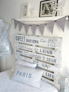 31 Cool Bedroom Ideas to Light Up Your World Dream Bedroom, Girls Bedroom, My Room, Girl Room, Diy Bedroom Decor, Diy Home Decor, Diy Headboards, Vintage Room, Awesome Bedrooms