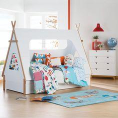 Recientemente os explicamos cómo hacer para que las Habitaciones Familiares se vieran de estilo hogareño, ya que es ahora tendencia decorativa. El estilo m