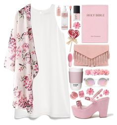 """""""Laura"""" by ladyvalkyrie ❤ liked on Polyvore featuring MANGO, LULUS, NARS Cosmetics, Tocca, Bdellium Tools, philosophy, ROOM COPENHAGEN, Moschino Cheap & Chic, Tangle Teezer and Madewell"""