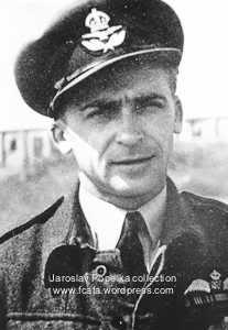 KUDLÁČEK Jaroslav, P/O, 311 Sqn., Pilot, 25 . * 09/12/19, Chrudim, Czechoslovakia  † 05/10/45, Blackbushe, UK
