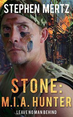 Stone M.I.A. Hunter by Stephen Mertz