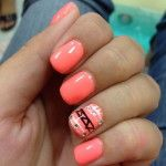 Simple Cute Nail Designs for Short Nails