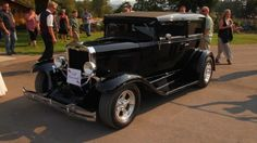 1930 Chevy Sedan Came Back To Life For A Very Special Family Occasion