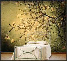 The Hanging Garden mural from muralsyourway.com