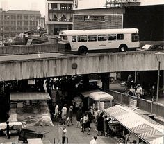 This is the Bull Ring Markets I remember - we used to go with Nan Letty to do weekly shopping and we'd carry the bags for them - this was before shops gave away plastic bags for free