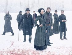 Penny Dreadful: Eva Green on Vanessa Ives in Season 3 Eva Green Penny Dreadful, Penny Dreadful Season 3, Penny Dreadful Tv Series, Dorian Gray, Penny Terrible, Summer Tv Shows, Penny Dreadfull, Harry Treadaway, Vanessa Ives