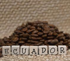A unique coffee from a unique place ... Ecuador