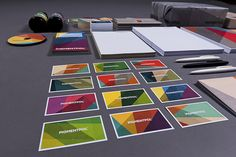 pigmentpol generative tool to create visual elements for an identity system | by feld studio for digital crafts