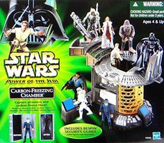 Carbon - Freezing Chamber Star Wars Power of the Jedi Star Wars http://www.amazon.com/dp/B000F8FXGS/?m=A255OCMSIDAQ1W