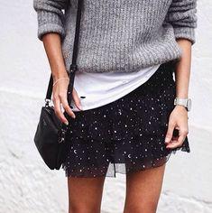 Chic fashion style