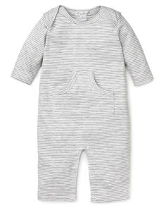 Kissy Kissy Infant Unisex Essential Stripe Coverall - Sizes 0-9 Months | Bloomingdale's