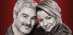 L'attrice Alessia Navarro e il marito Pino Insegno arrivano al Teatro Marconi di Roma con 'Per sempre malgrado tutto', una commedia esilarante scritta a quattro mani dai due artisti, che ne sono anche i...
