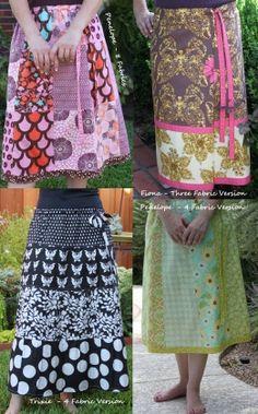 Fashion Formula Skirts Projects