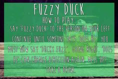Fuzzy Duck 15 Simple Drinking Games Every Fresher Should Know Easy Drinking Games, Drinking Games For Parties, College Drinking Games, Halloween Drinking Games, Two People Drinking Games, Bachelorette Party Drinking Games, Outdoor Drinking Games, Halloween Party, College Games