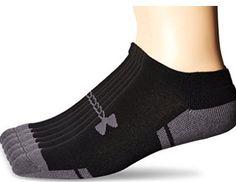Under Armour Men's Resistor No-Show Socks - Men's Ankle Socks Athletic Socks, No Show Socks, Under Armour Men, Ankle Socks, 6 Packs, Online Shopping Stores, Mens Clothing Styles, Sock Shoes, Nike Men