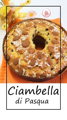 Italian Cake, Italian Desserts, Burritos, Thermomix Desserts, Best Italian Recipes, Cake & Co, Bakery Cakes, Easter Cookies, Cookie Desserts