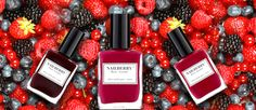 10 of The Best Halal Nail Polish Brands - Eluxe Magazine Halal Nail Polish, 5 Free Nail Polish, Nail Polish Brands, Nail Candy, Nail Polish Collection, Vegan Beauty, Nail Colors, Raspberry, Nail Art