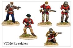 Ex Soldiers - VC026