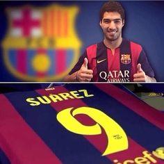Luiz Suarez to Barcelona.. A club full of victory