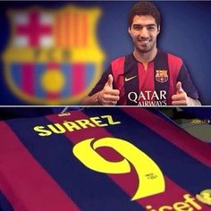 Luiz Suarez to Barcelona.. A club full of victory