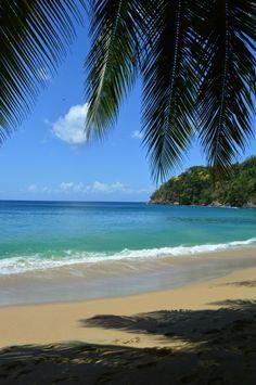 Dream spot for a siesta, Englishman's Bay, Tobago