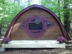 Products - Hobbit Hole playhouses, sheds, cottages, saunas, more!