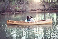 gahhh, so jealous of their canoe!!