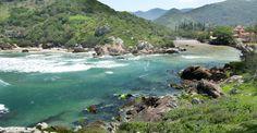 No sul da Ilha de Santa Catarina- Praia do Matadeiro Floripa