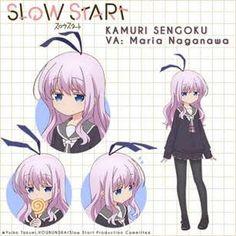 """Slow Start"" Anime to Stream on Crunchyroll by Mike Ferreira"