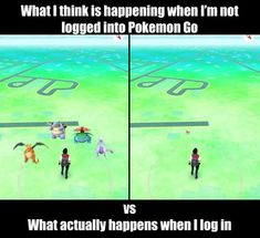 If this is true I will play this pokemon go all the time
