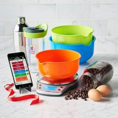 Perfect Kitchen® PRO Smart Scale and App System | Sur La Table