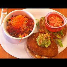 Veggie Grill @ Los Angeles