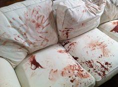 divano e sangue