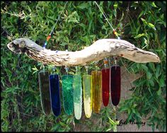 Wind chime - Chakra Glow by andromeda.deviantart.com on @deviantART