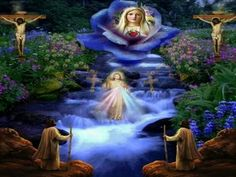 JEZUS en MARIA Groep.: Liefde - lijden - gehoorzaamheid