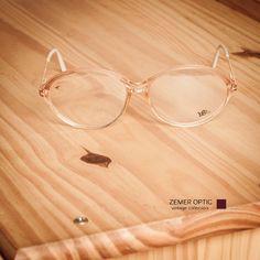 Vintage Eye Glasses Women  60s 70s  ELEGANT Retro Fashion Eye-wear Unworn  Change to sun lenses or optical FREE #78 by ZemerOptic on Etsy