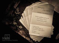 Partecipazioni di Nozze Amalfi Gala by scrittidagiuliana