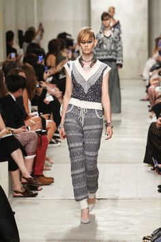 Chanel Resort 2014 Collection Slideshow on Style.com