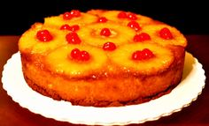 Pineapple Upside down Cheesecake Factory Recipe 4