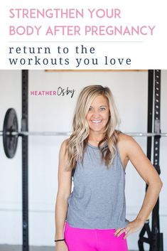 Postpartum Program Sales Page Post Baby Workout, Post Pregnancy Workout, After Pregnancy, Pregnancy Fitness, Postpartum Workout Plan, Postpartum Body, Postpartum Care, Strength And Conditioning Coach, Conditioning Workouts