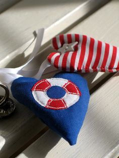 nautical keychain/bag charm | Flickr - Photo Sharing!