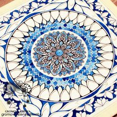 593 отметок «Нравится», 6 комментариев — @ksenyagromova в Instagram: «Детали. #мандала #графика #орнамент #узор #graphic #art #акварель #watercolor #mandala #ornament…»