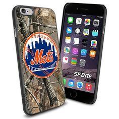 New York Mets MLB Camo Logo WADE5763 Baseball iPhone 6 4.7 inch Case Protection Black Rubber Cover Protector WADE CASE http://www.amazon.com/dp/B013XF0B5M/ref=cm_sw_r_pi_dp_E1ACwb07VXFTM