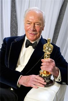 Oldest award winner At the age of 82, Christopher Plummer became the